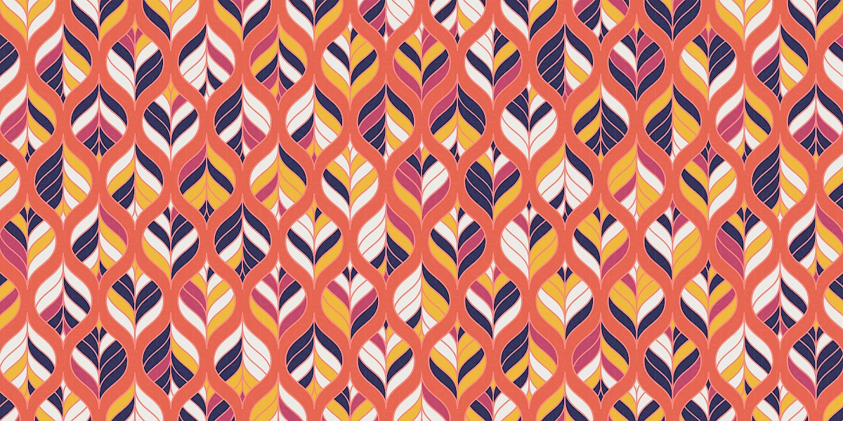 August Pattern Design by Russfuss