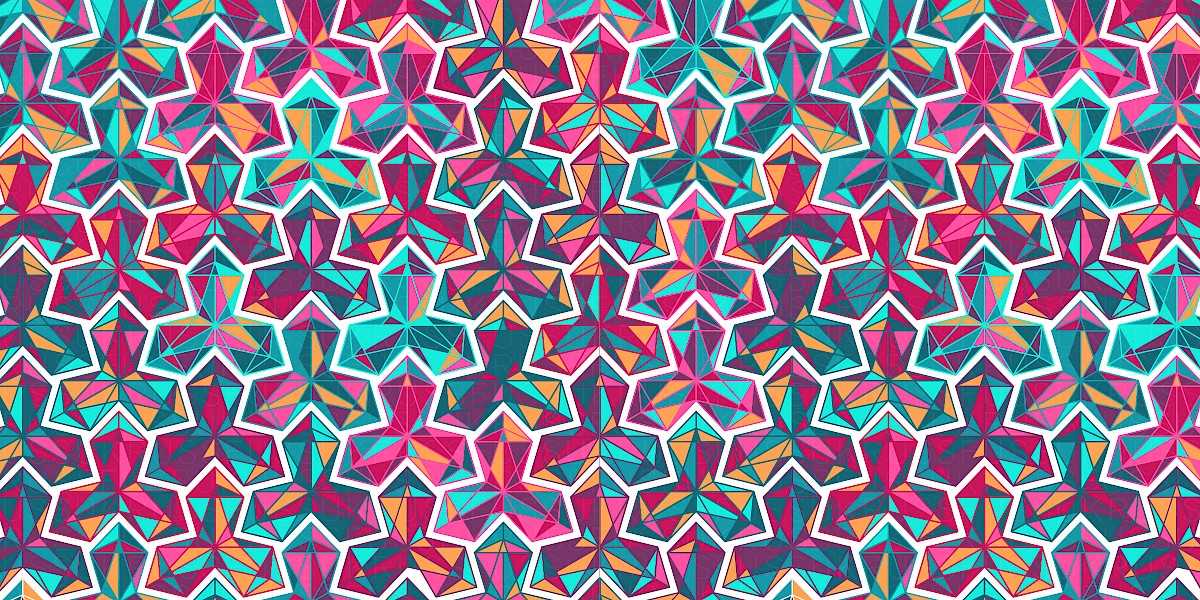 Lucid Pattern Design by Russfuss