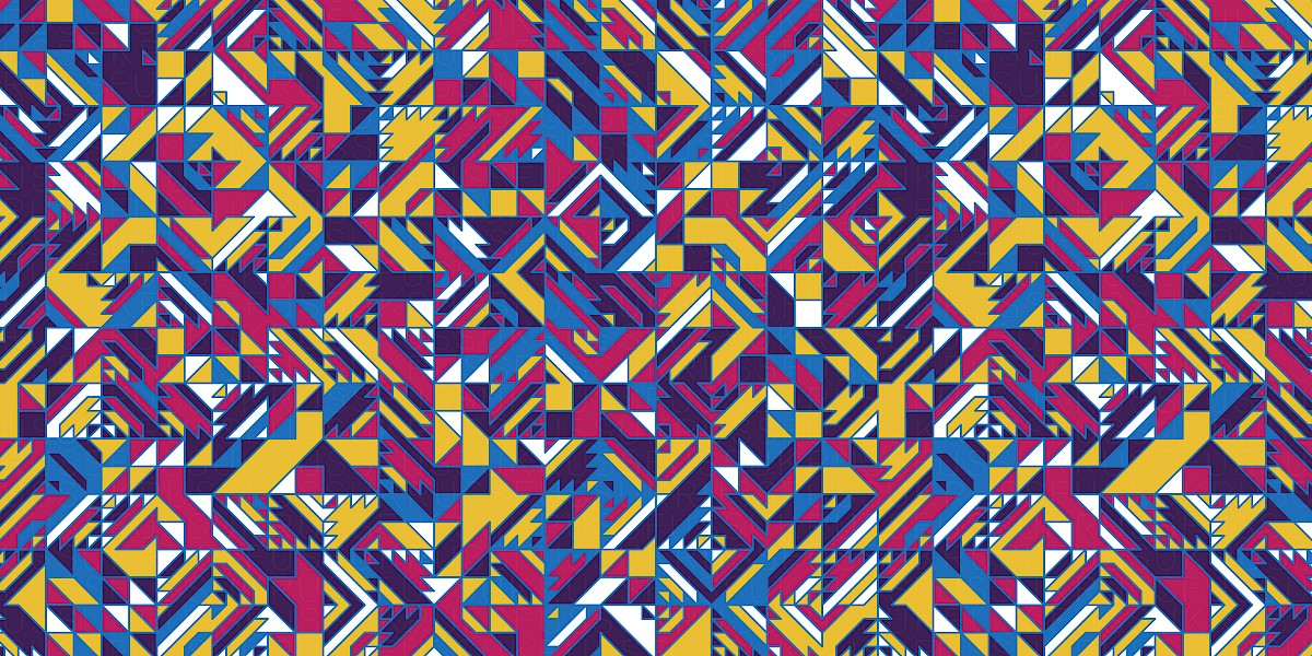 NightLife Pattern Design by Russfuss