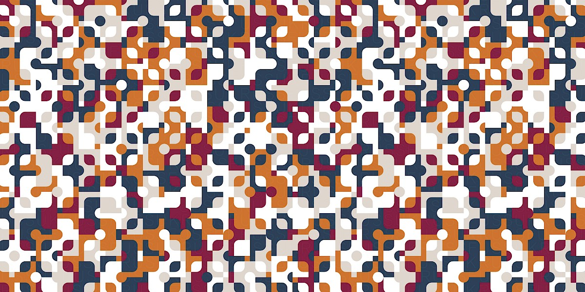 Terranean Pattern Design by Russfuss