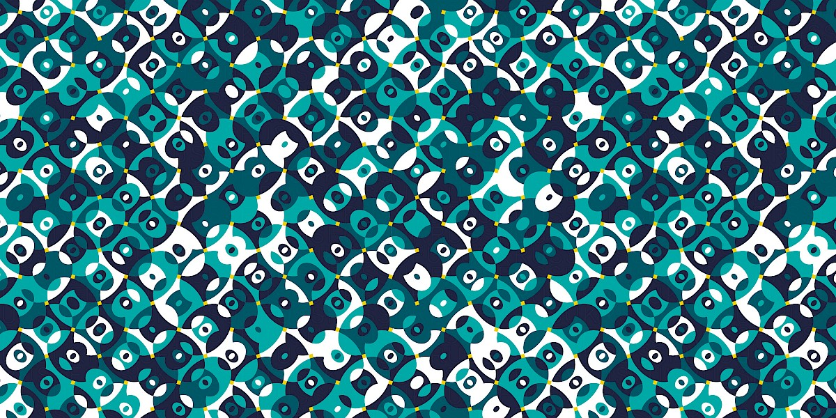 Ocular Pattern Design by Russfuss