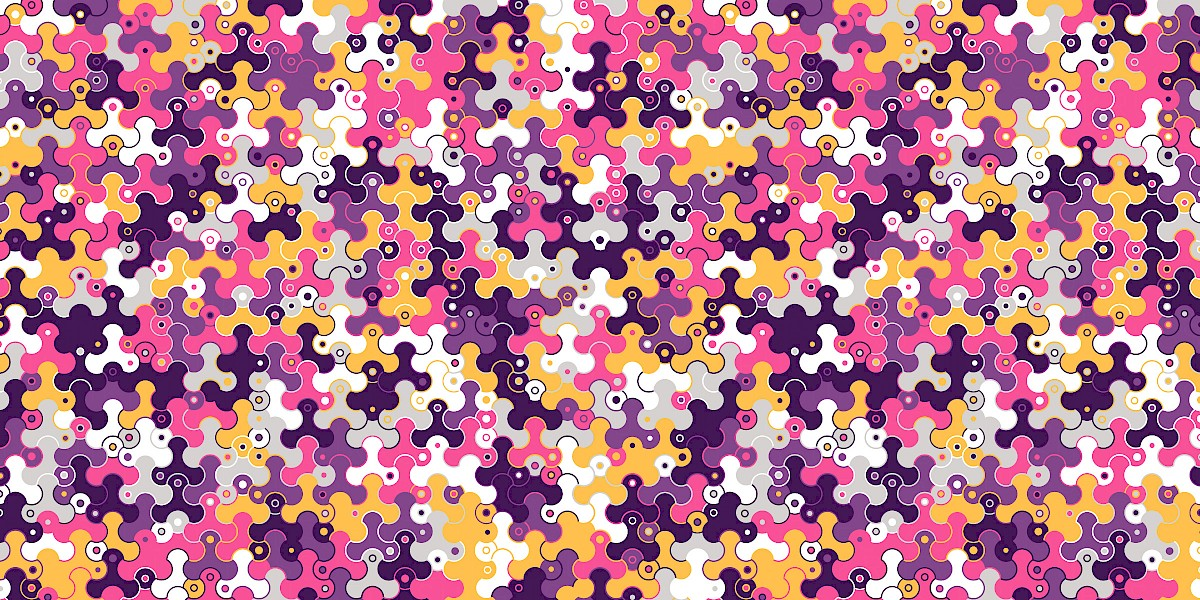 Petri Pattern Design by Russfuss