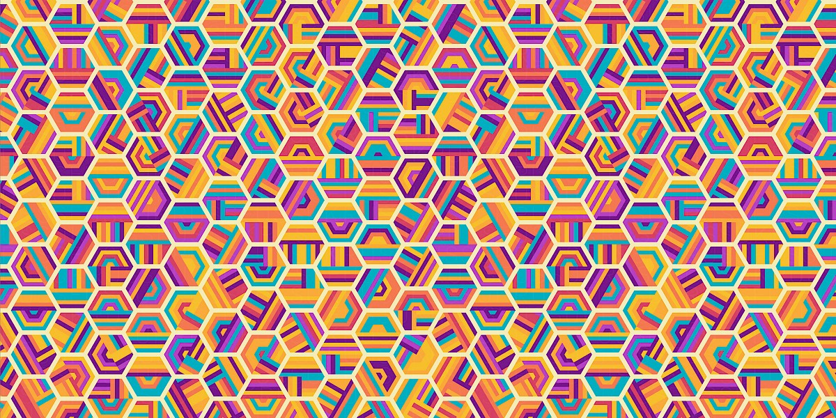 NewGroove Pattern Design by Russfuss