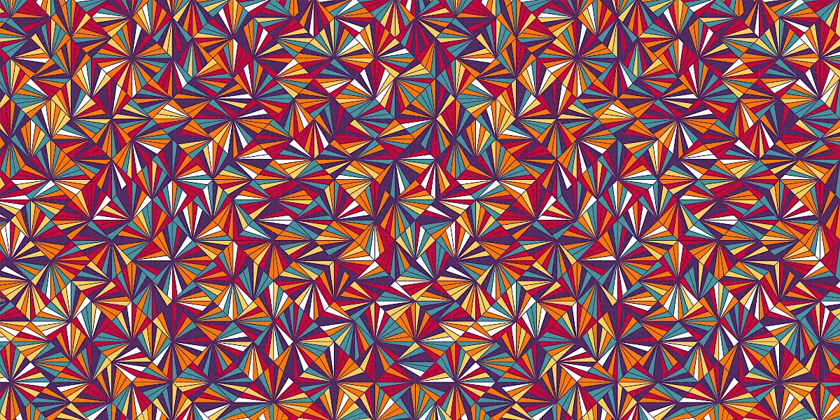 Radiant Pattern Design by Russfuss